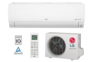 LG DM09RP Deluxe Wifi Smart Inverter Split klíma